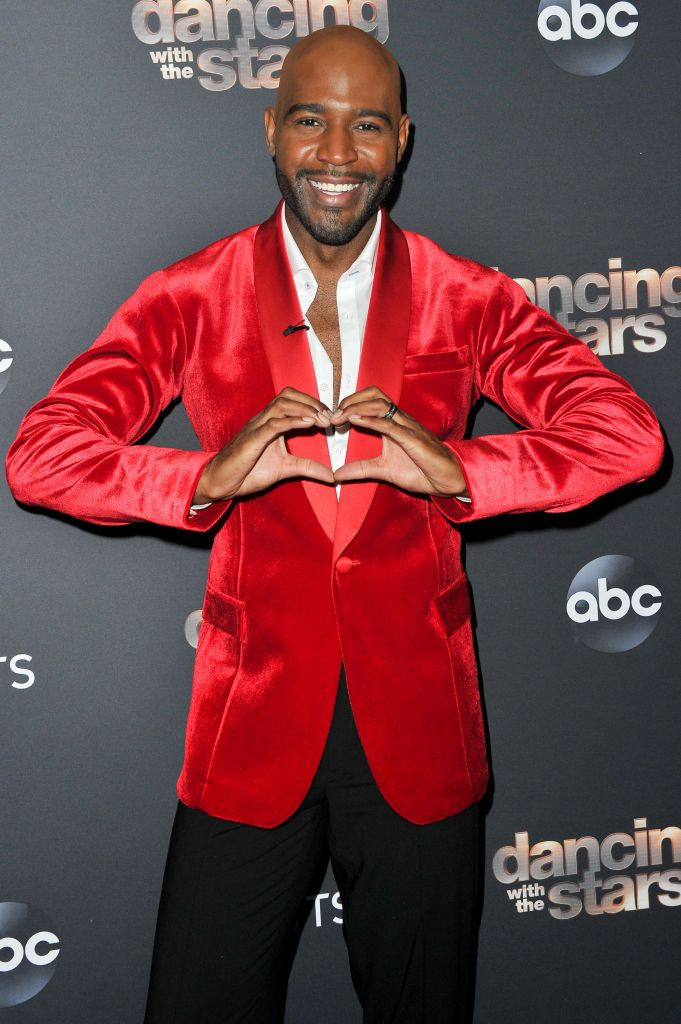 Karamo Brown Dedicated His 'DWTS' Routine to His Sons, and We're Tearing Up