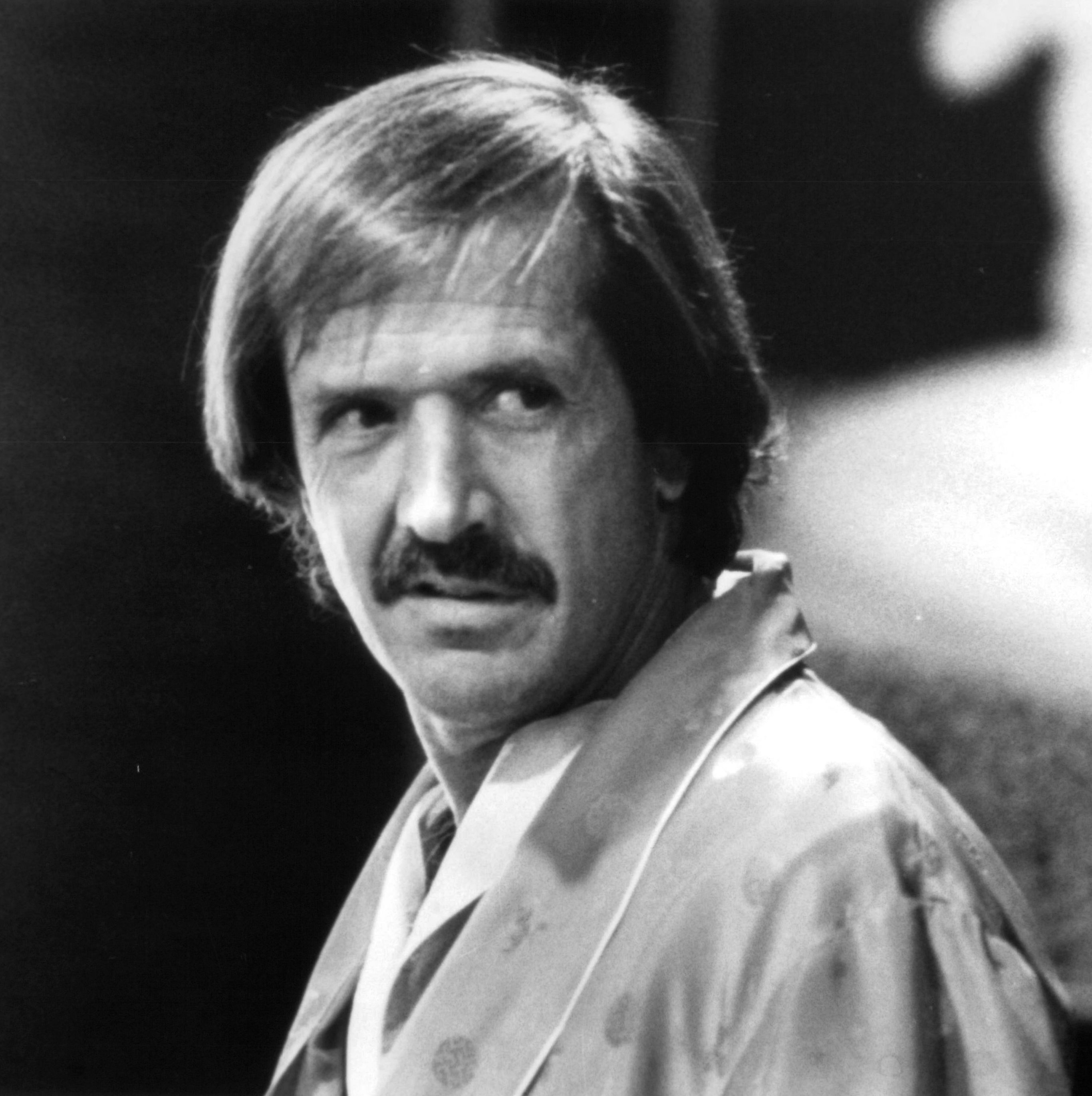 1986: Sonny Bono One half of the singing duo Sonny & Cher kept a striking, well-groomed mustache for much of his adult life.