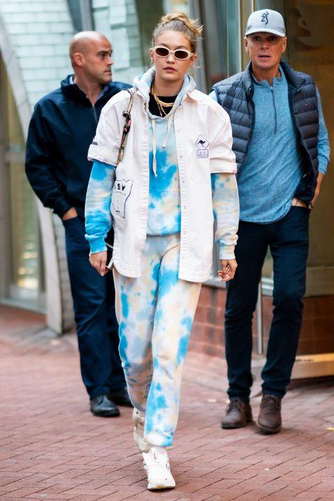 Celebrity Sightings In New York City - October 09, 2019