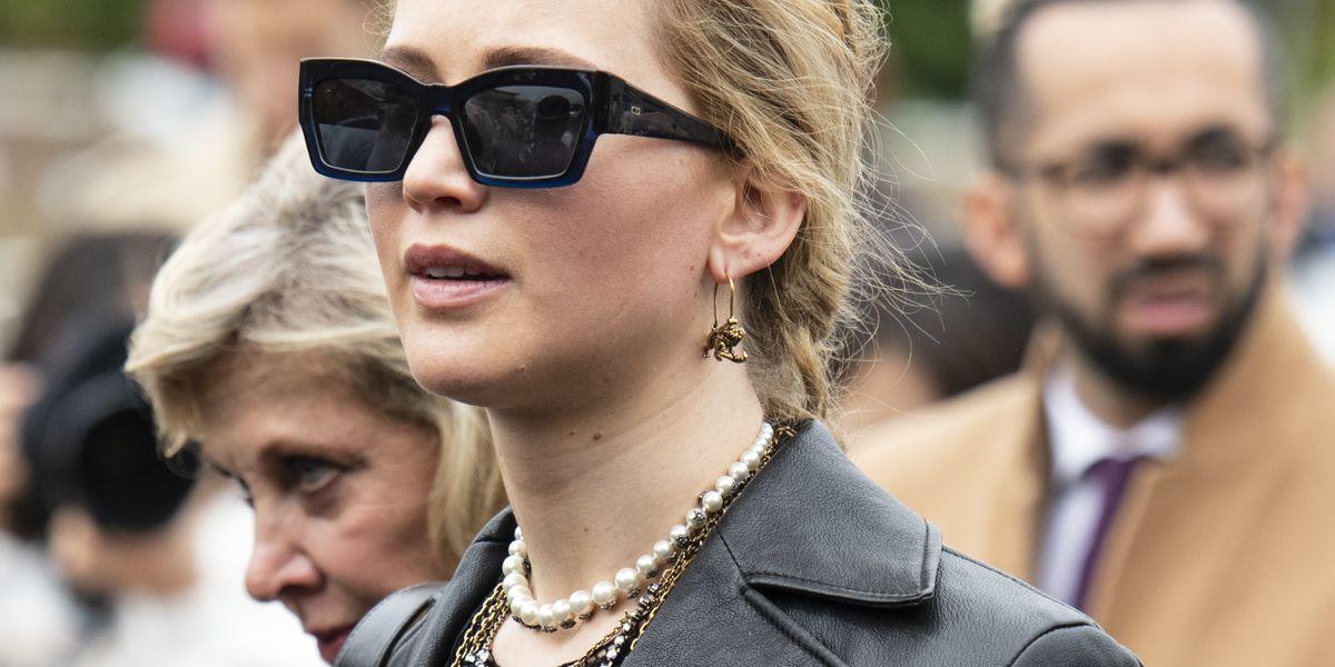 Indovina indovinello chi ha firmato l'abito da sposa di Jennifer Lawrence?