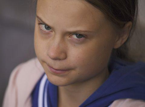 Greta Thunberg in Denver