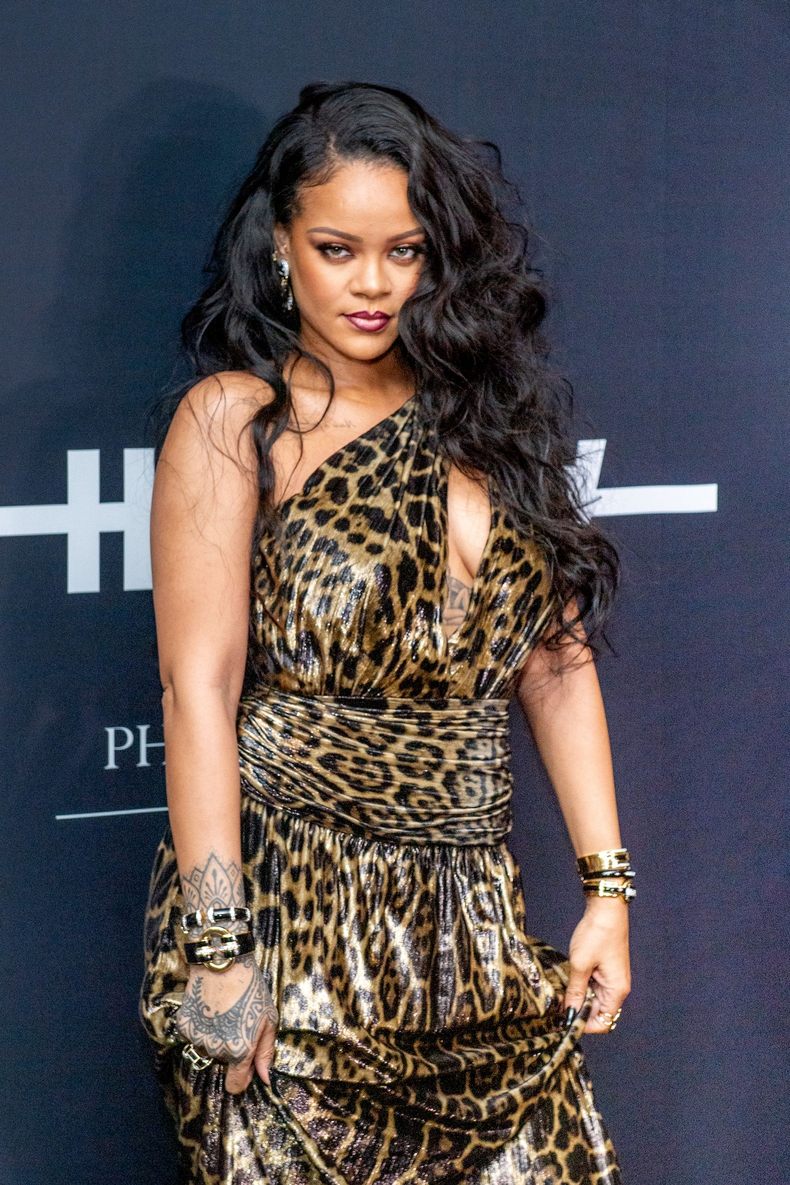 Rihanna Says She's Taking Supplements And Preparing For Motherhood