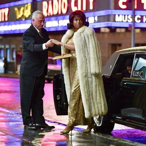 Celebrity Sightings in New York City - November 8, 2019