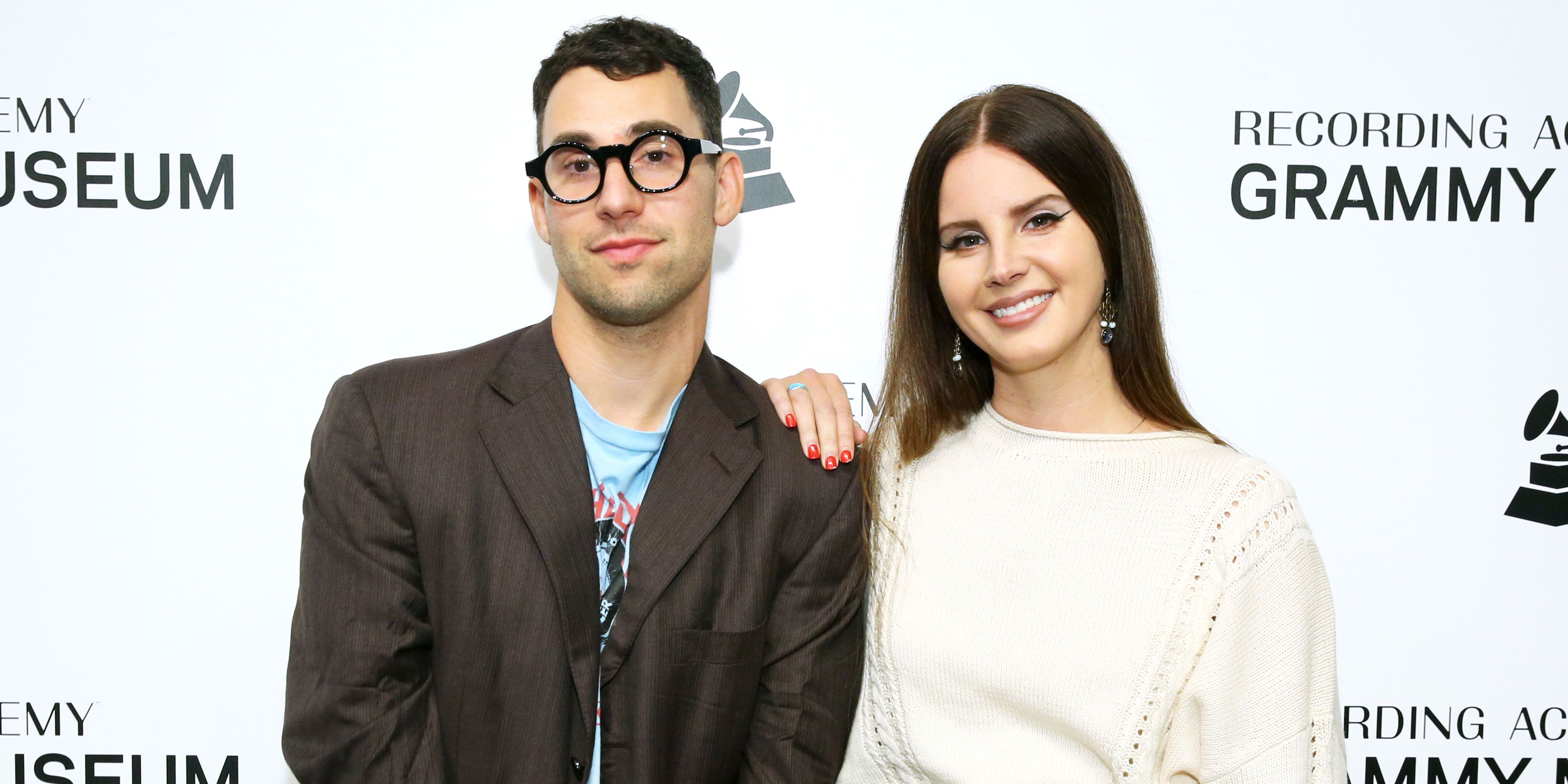 Jack Antonoff Is Lana Del Rey's Not-So-Secret Weapon at the Grammys