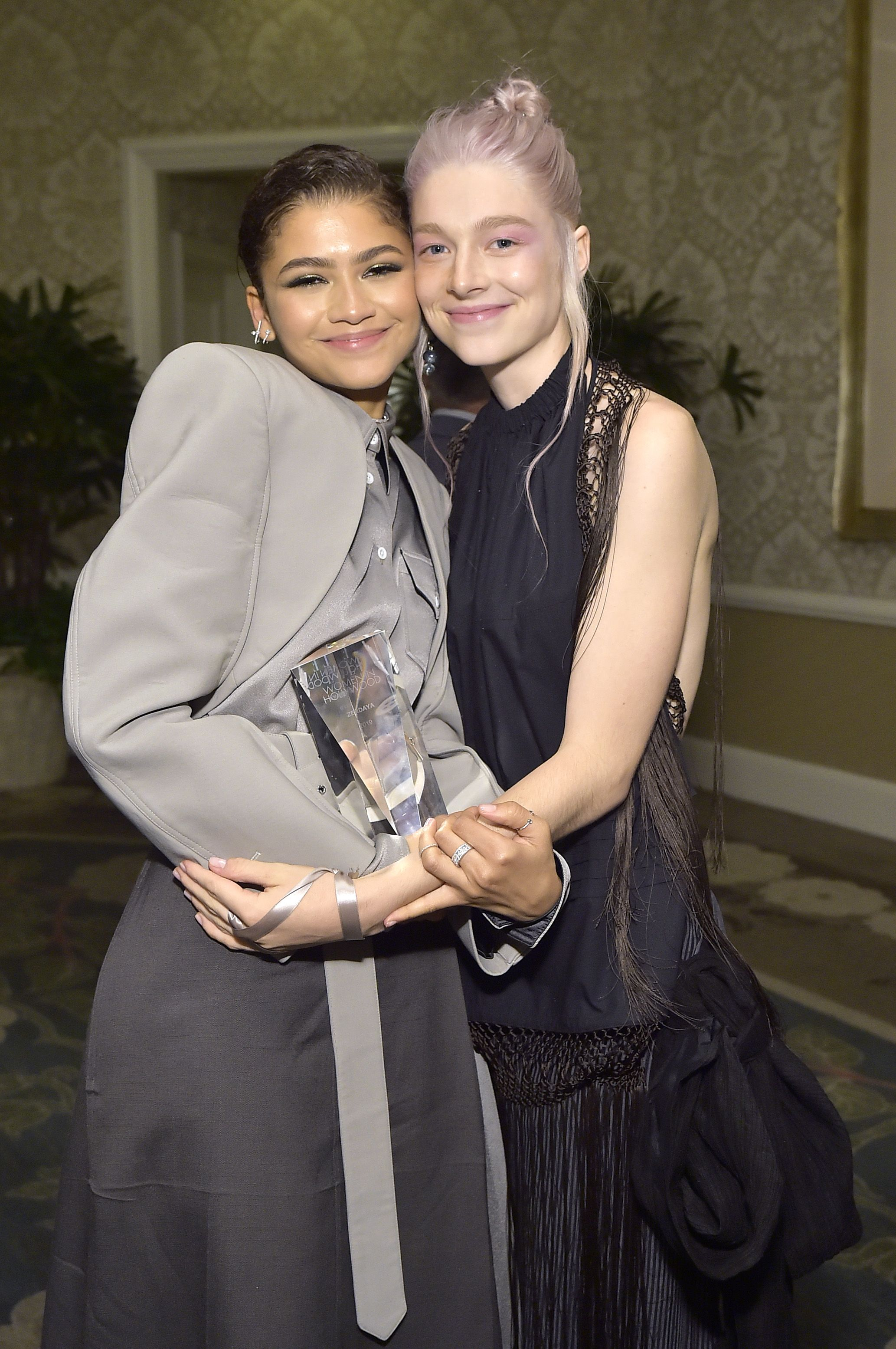 Hunter Schafer Tells All About Her Close Relationship with Zendaya