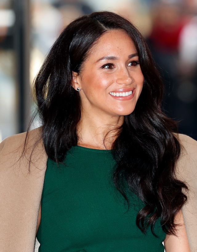 meghan markle 40th birthday royal family well wishes