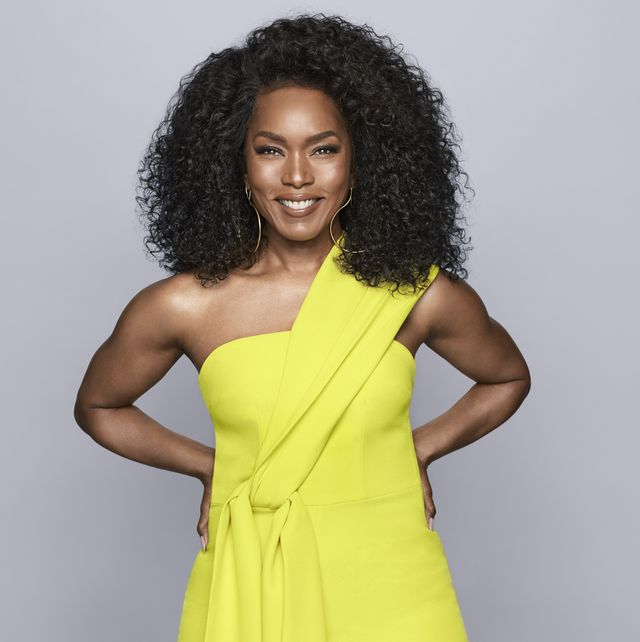 los angeles, united states   may 29  actor angela bassett is photographed for new beauty magazine on may 29, 2019 in los angeles, californiaphoto by john russocontour by getty images