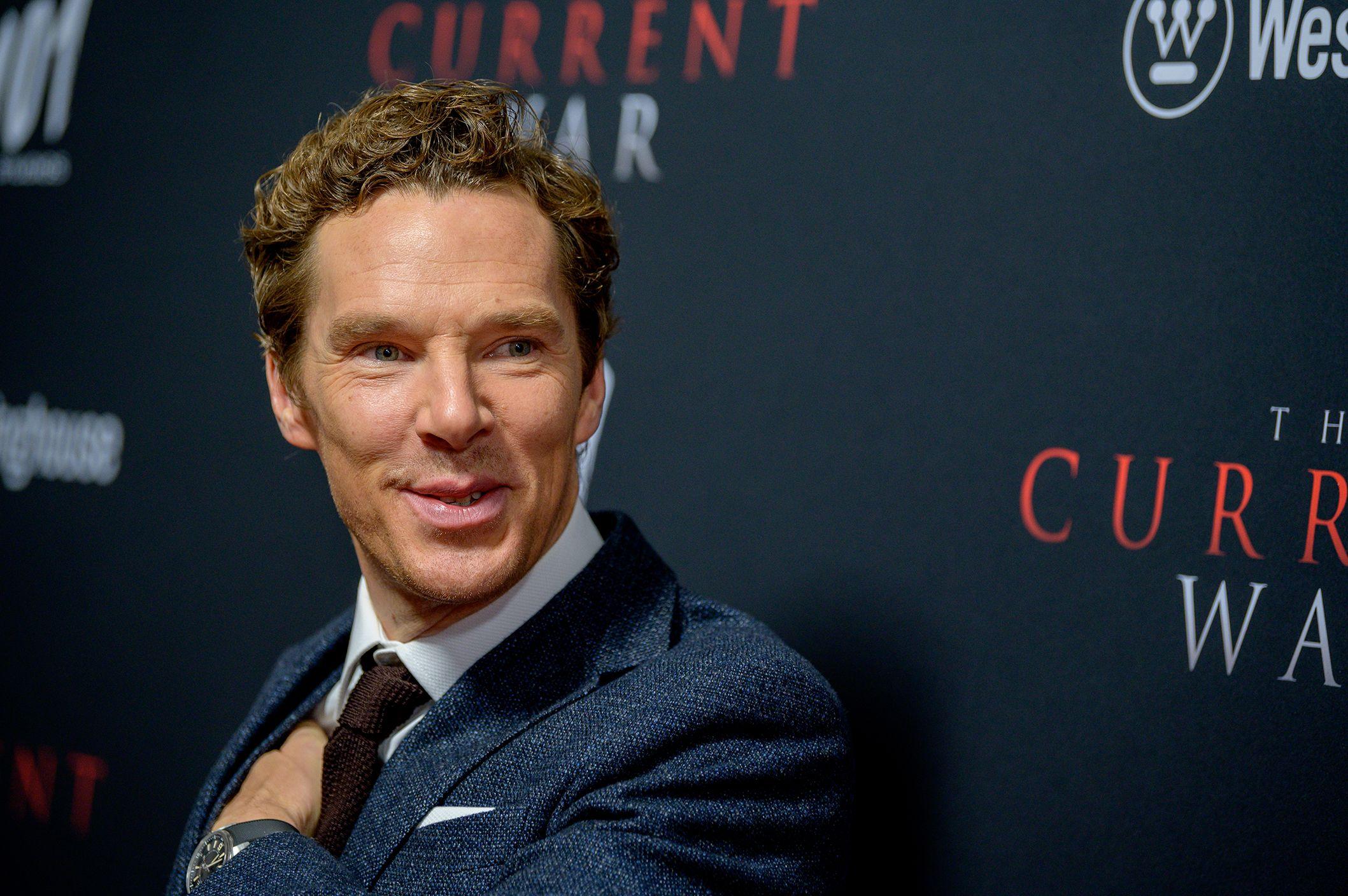 Benedict Cumberbatch's Watch Has Some Wild Stories