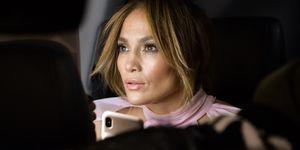 Celebrity Sightings in New York City - November 15, 2019
