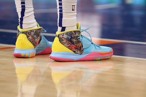 sneakers nba 2019-2020