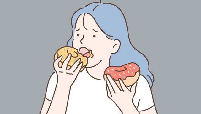 Healthy diet or junk food concept.