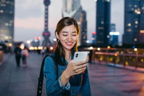 china   east asia, east asia, shanghai, 20 29 years, businesswoman, mobile phone