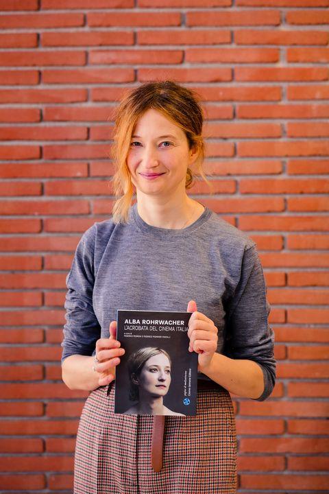 Alba Rohrwacher Portrait Session - Self Assignment