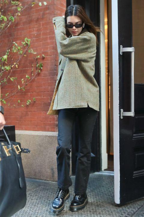 Celebrity Sightings In New York - November 21, 2019