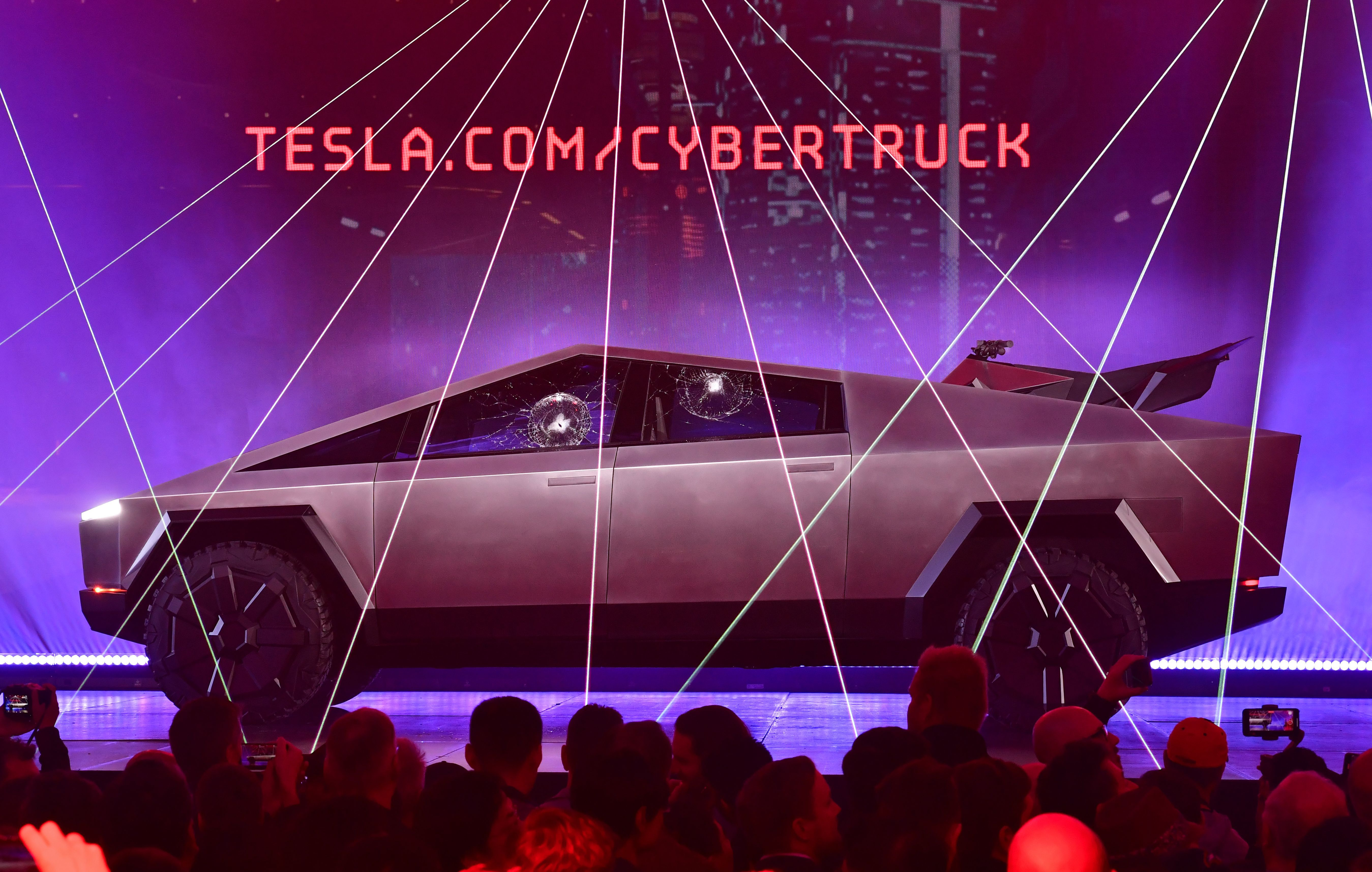 It Would Take Years to Build All of Tesla's Cybertruck Reservations, Musk Says
