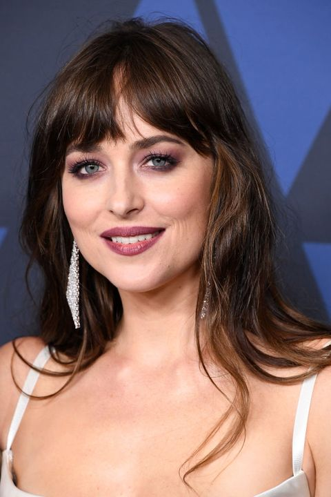 hollywood, california   october 27  dakota johnson arrives at the academy of motion picture arts and sciences 11th annual governors awards at the ray dolby ballroom at hollywood  highland center on october 27, 2019 in hollywood, california photo by steve granitzwireimage