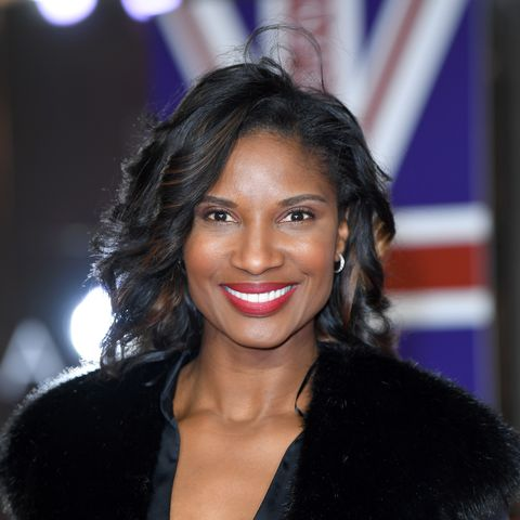 london, england   october 28 denise lewis attends the pride of britain awards 2019 at the grosvenor house hotel on october 28, 2019 in london, england photo by karwai tangwireimage