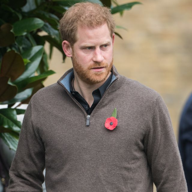london, england   october 29 prince harry, duke of sussex attends the launch of team uk for the invictus games the hague 2020 at honourable artillery company on october 29, 2019 in london, england hrh is patron of the invictus games foundation photo by samir husseinwireimage