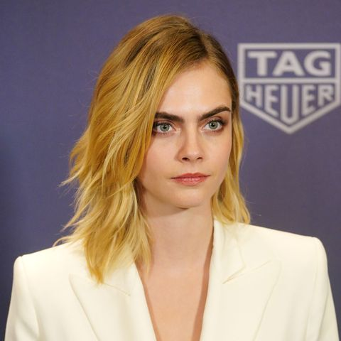 Li Yifeng And Cara Delevingne Attend TAG Heuer Event In Shanghai