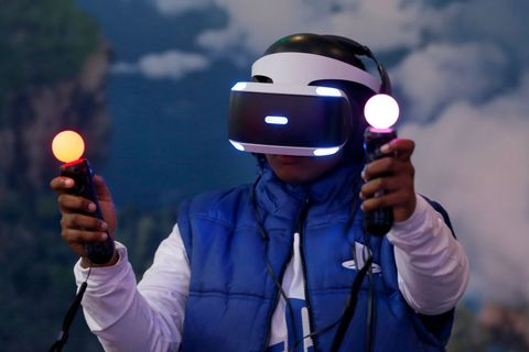 Sony announces PSVR 2 and a new controller for PlayStation 5 - Trending Update News