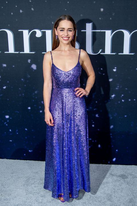 Emilia Clarke dress