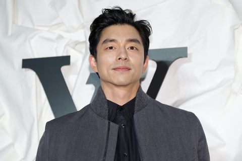 seoul, south korea october 30 south korean actor gong yoo attends the photocall for the opening night of 'louis vuitton maison seoul' on october 30, 2019 in seoul, south korea photo by han myung guwireimage