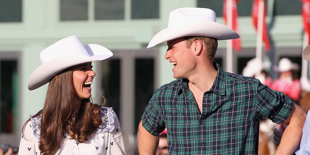 17 of Kate and William's sweetest moments together