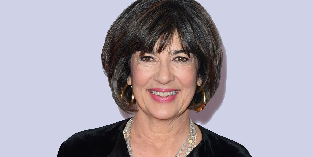CNN's Christiane Amanpour, 63, Has Been Diagnosed With Ovarian Cancer
