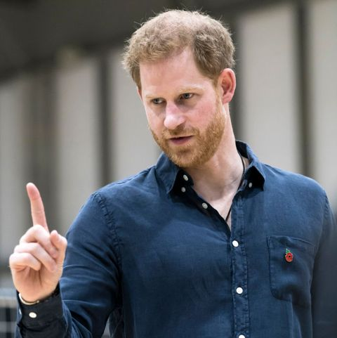 The Duke Of Sussex Visits Japanese Para-Athletes In Tokyo