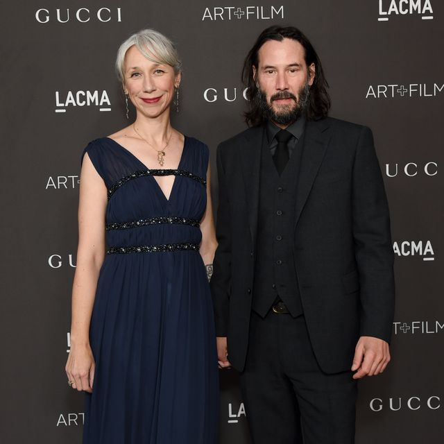 Who Is Alexandra Grant Keanu Reeves S Artist Girlfriend Facts