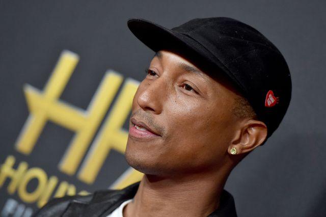 beverly hills, california   november 03 pharrell williams attends the 23rd annual hollywood film awards at the beverly hilton hotel on november 03, 2019 in beverly hills, california photo by axellebauer griffinfilmmagic
