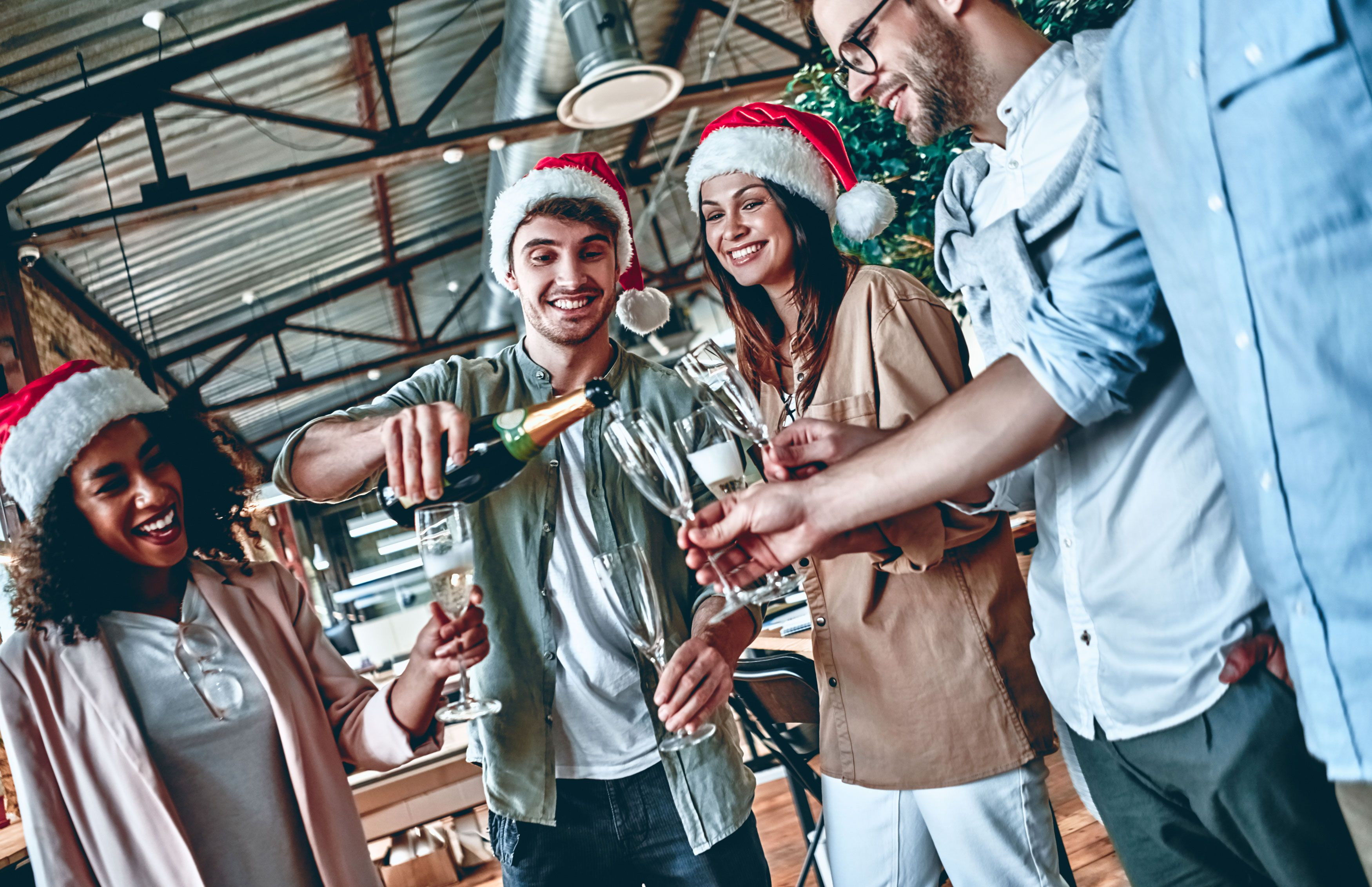 Here's How to Win Every Holiday Party You Host or Attend