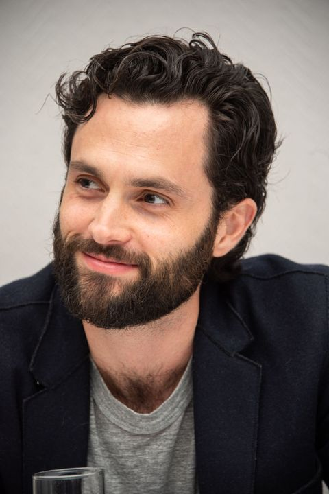 new york, new york   november 05 penn badgley at the you press conference at the conrad hotel on november 05, 2019 in new york city photo by vera andersonwireimage