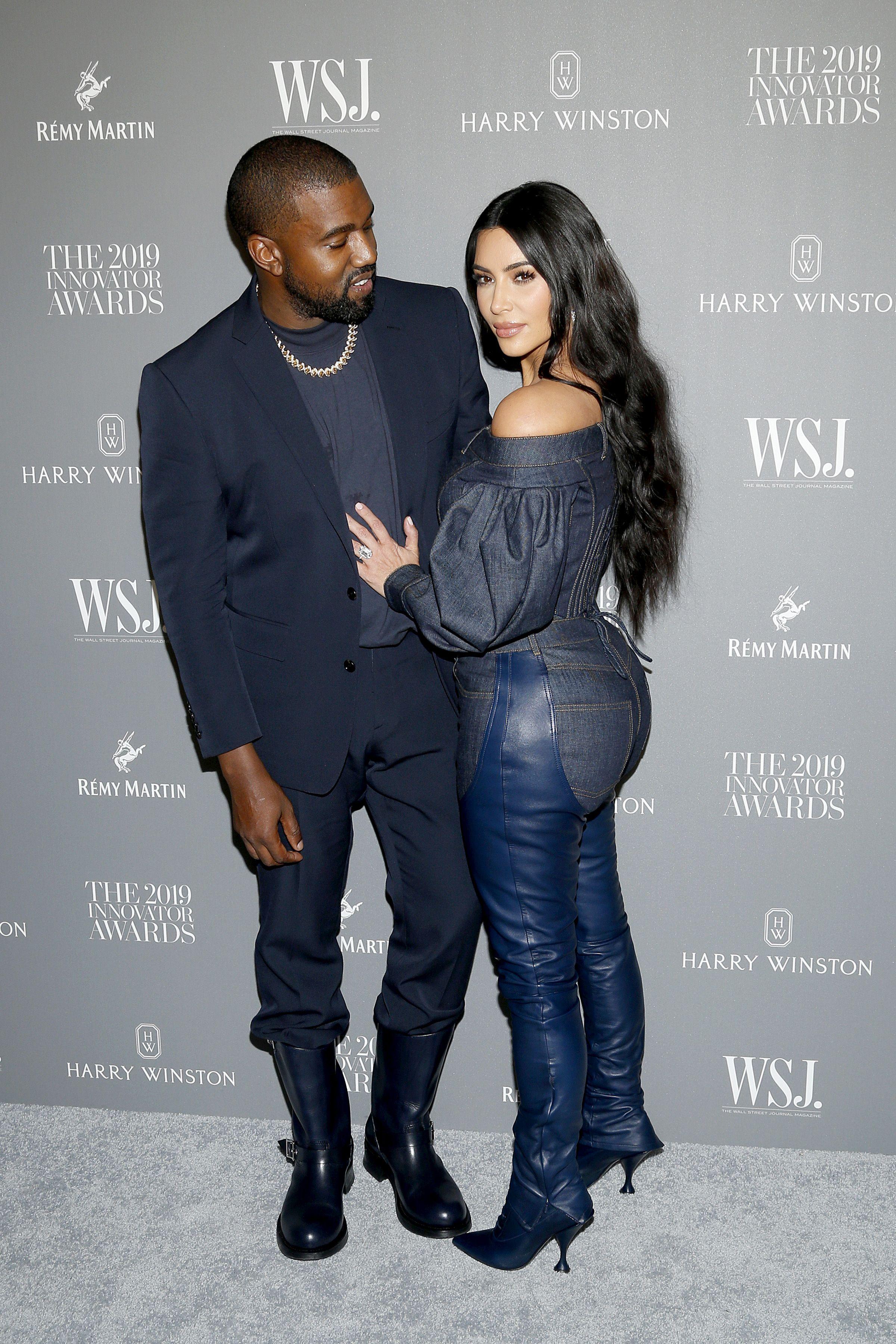 """Kanye West Still """"Loves"""" Kim Kardashian"""
