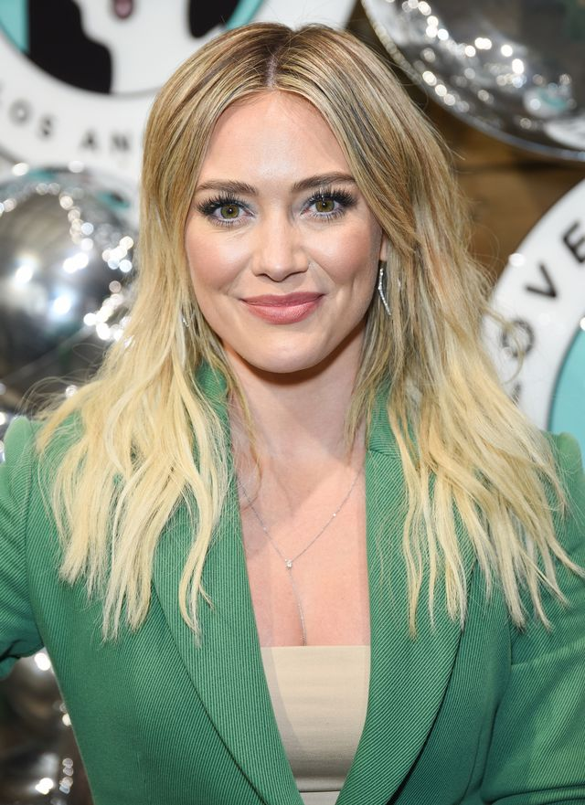 los angeles, california   november 06 hilary duff attends love leo rescue's 2nd annual cocktails for a cause at rolling greens los angeles on november 06, 2019 in los angeles, california photo by presley anngetty images