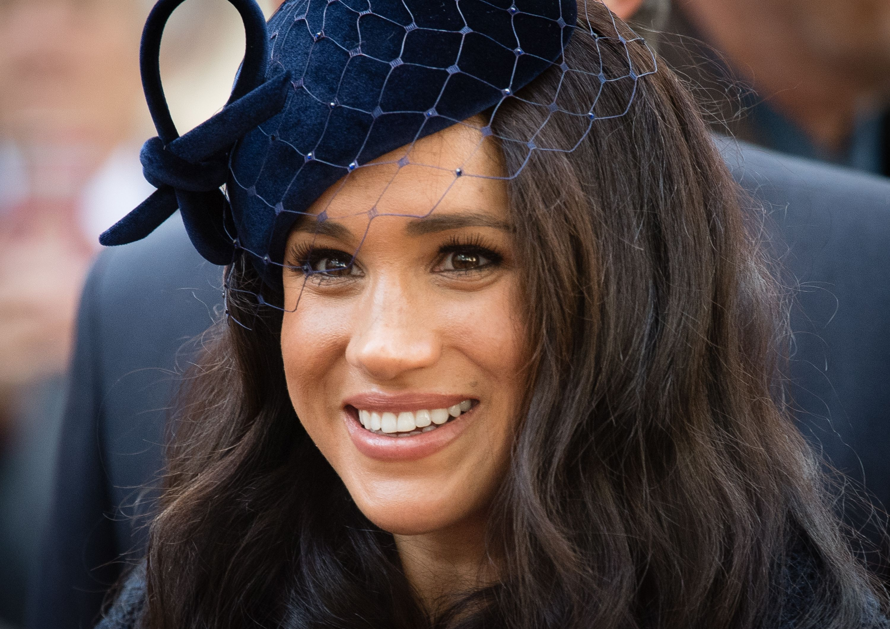 Meghan Markle shares a commemorative throwback photo from 2014 to mark Remembrance Day