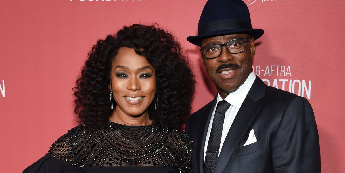 Angela Bassett Reveals the Secret to Her 24-Year Marriage to Courtney B. Vance