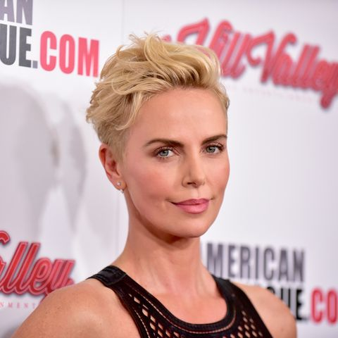 33rd American Cinematheque Award Presentation Honoring Charlize Theron - Arrivals