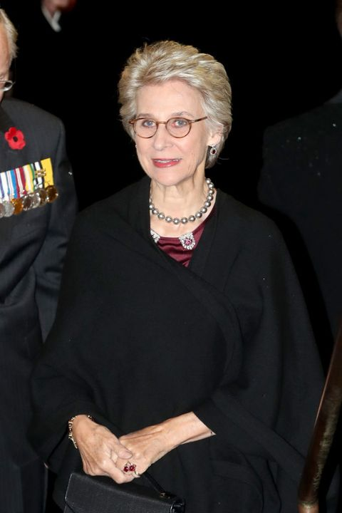 london, england   november 09 birgitte, duchess of gloucester attends the annual royal british legion festival of remembrance at the royal albert hall on november 09, 2019 in london, england photo by chris jackson   wpa poolgetty images