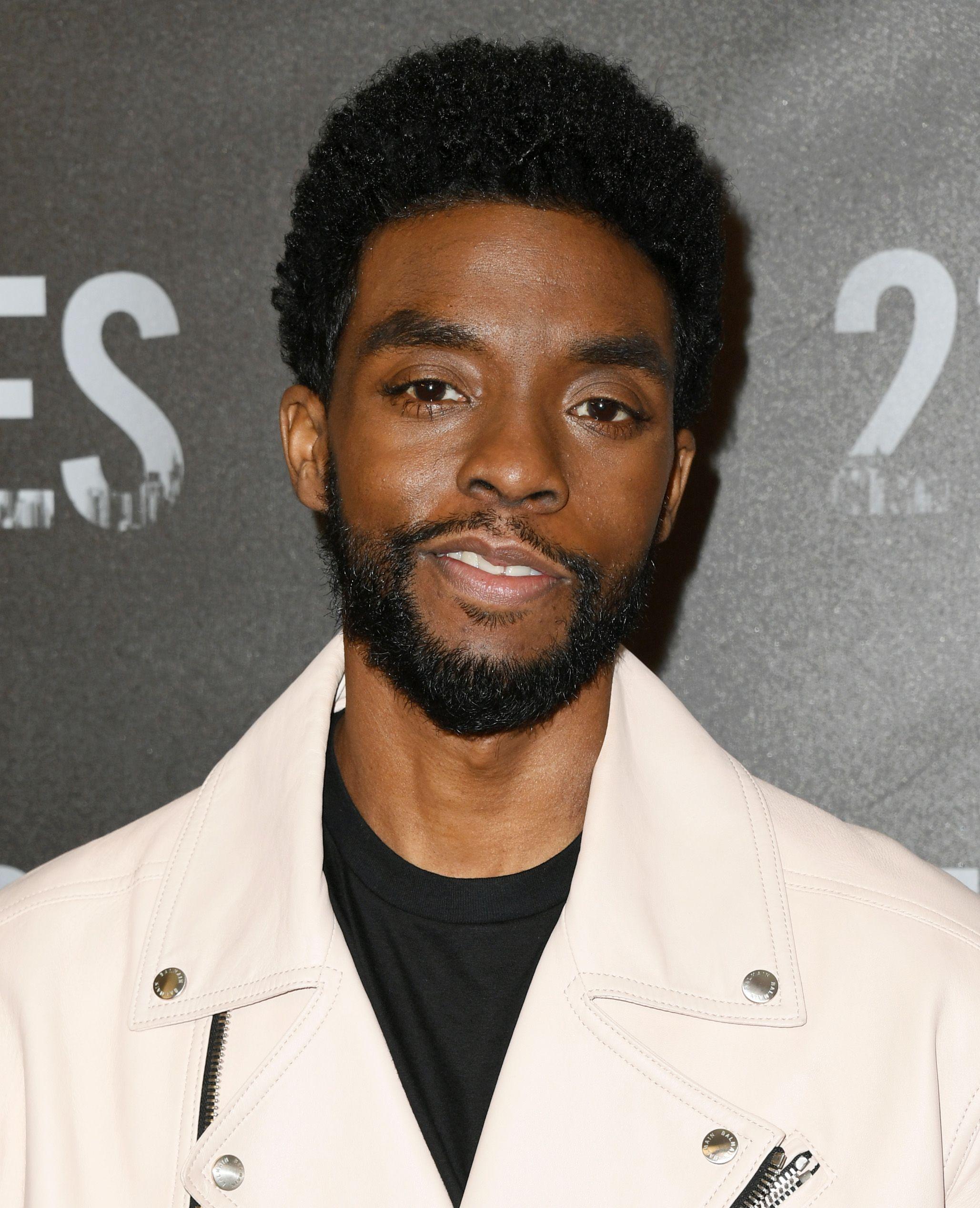 Chadwick Boseman Interview 21 Bridges Black Panther 2 Diversity In Hollywood