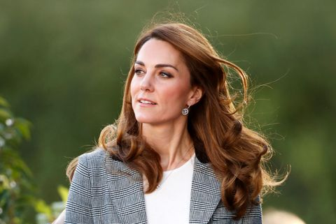 london, united kingdom   november 12 embargoed for publication in uk newspapers until 24 hours after create date and time catherine, duchess of cambridge attends shouts crisis volunteer celebration event at troubadour white city theatre on november 12, 2019 in london, england photo by max mumbyindigogetty images