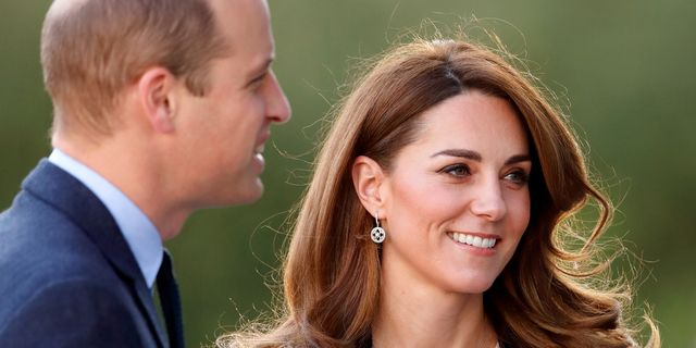 Watch Kate Middleton And Prince William Enjoy Rare PDA Moment During Charity Visit