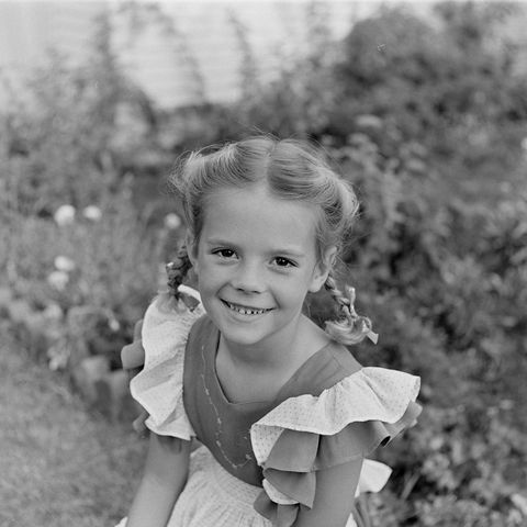 natalie wood smiling, california, october 1945 photo by martha holmesthe life picture collection via getty images