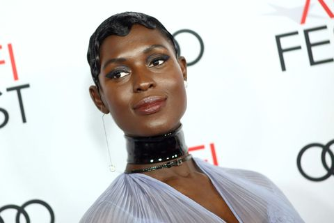 hollywood, california   november 14 jodie turner smith attends the afi fest 2019 presented by audi premiere of queen  slim  at tcl chinese theatre on november 14, 2019 in hollywood, california photo by tommaso boddiwireimage