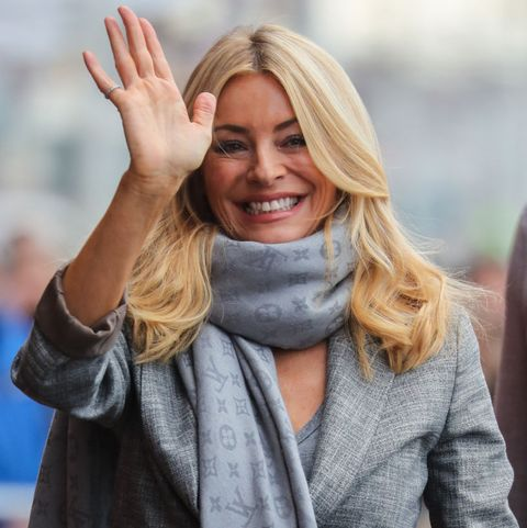 tess daly opens about being grateful to her body and ageing gracefully