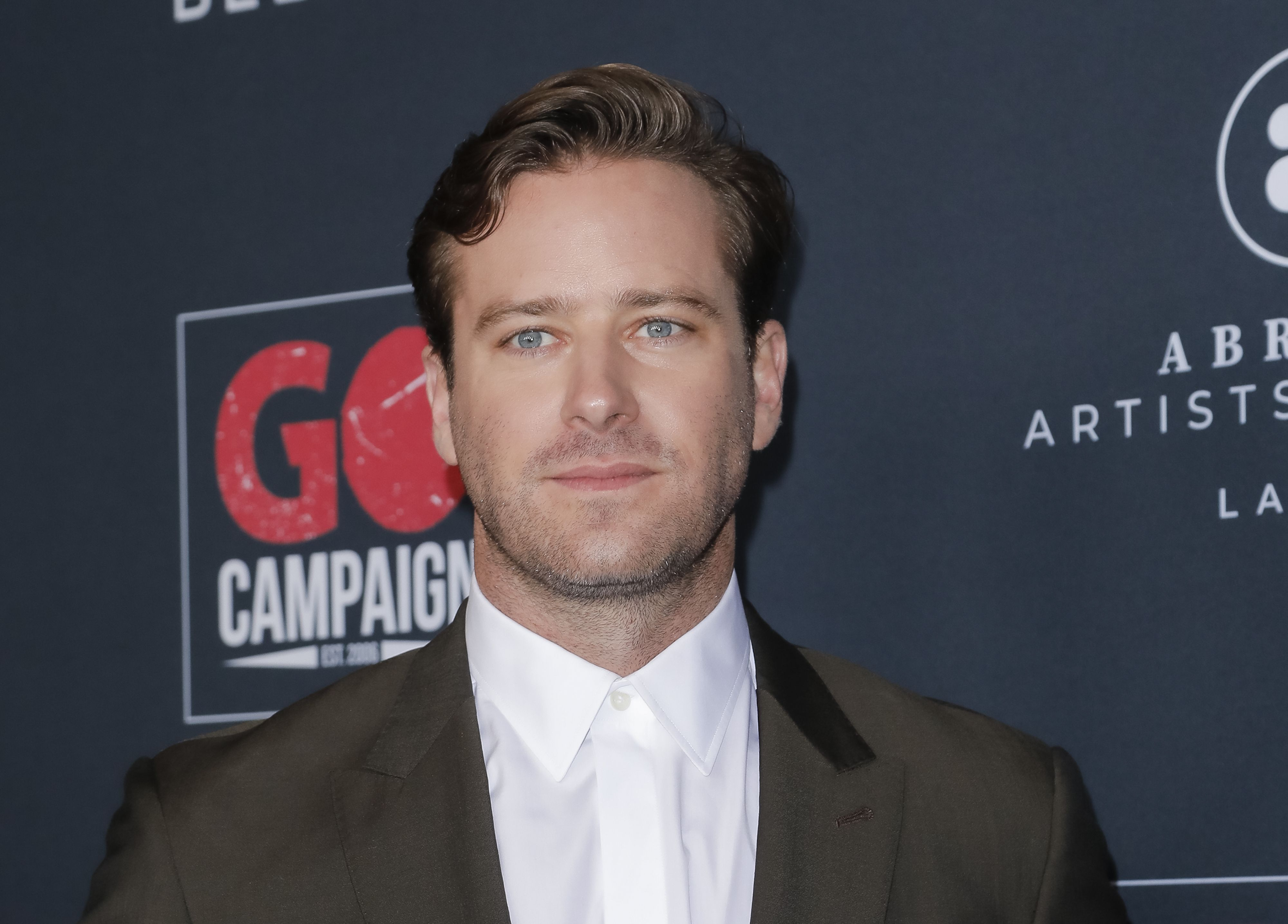 Armie Hammer's New Hair Is Old Money