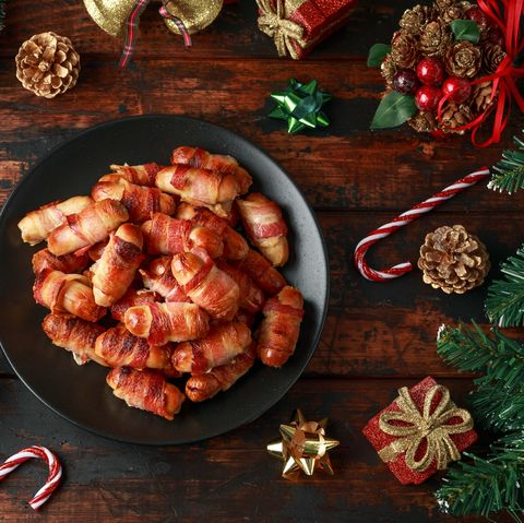 Aldi Are Upping The Pigs In Blankets Game With Scorpion Chillis