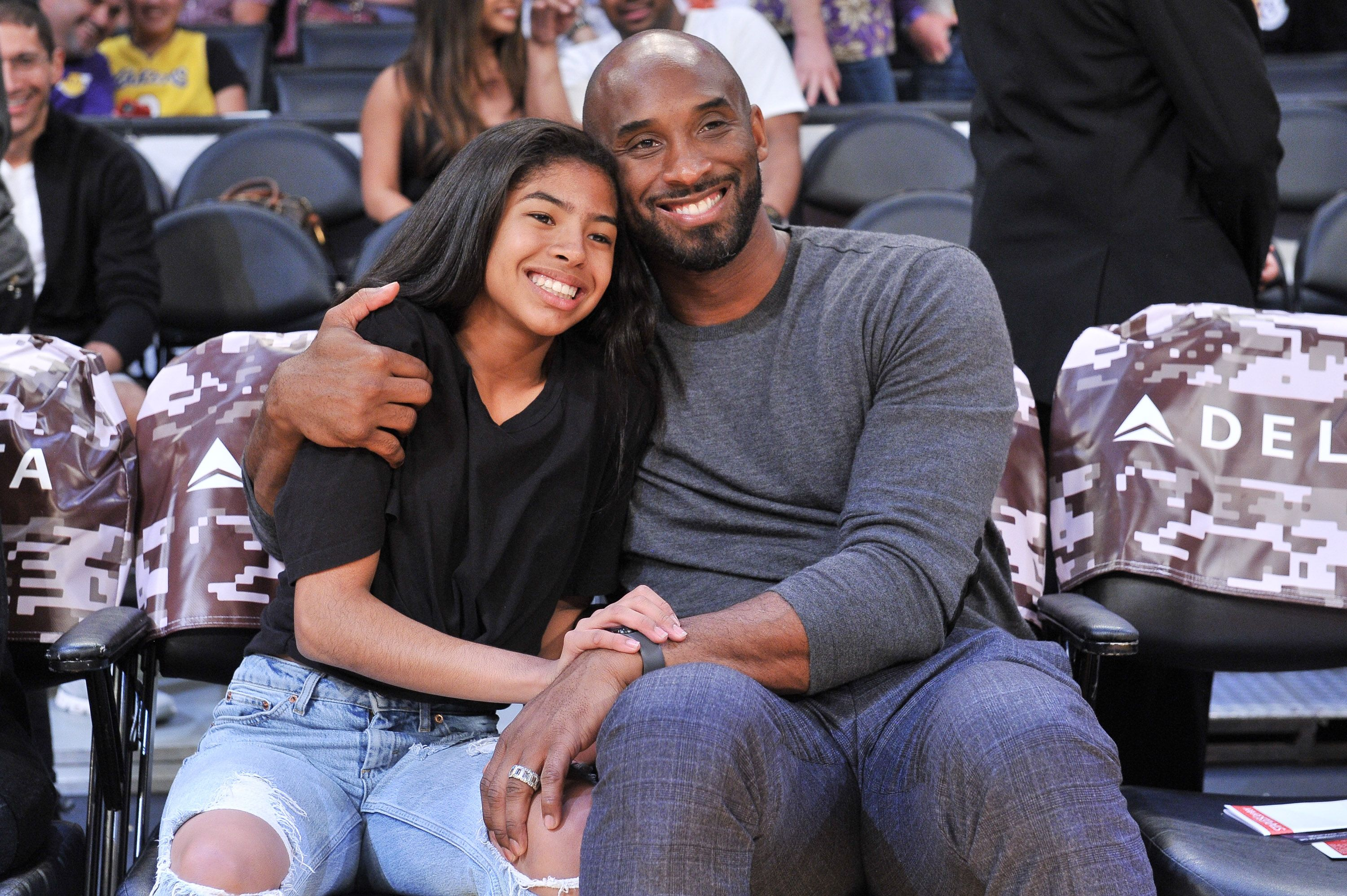 Kobe Bryant and His 13-Year-Old Daughter, Gianna, Have Died in a Helicopter Crash