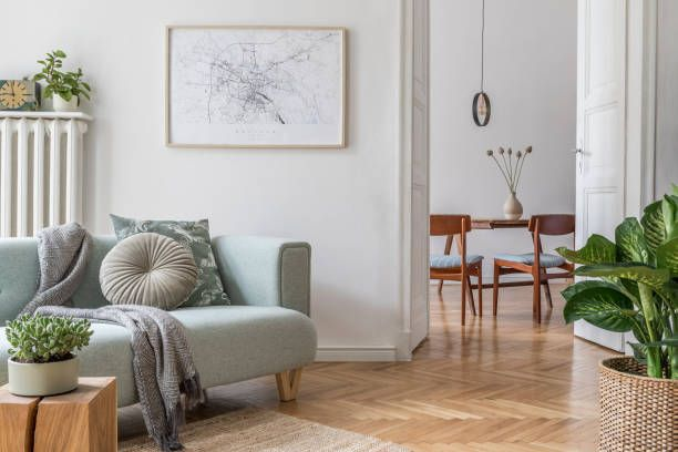 modern scandinavian living room interiorhome decor interior design template ready to use