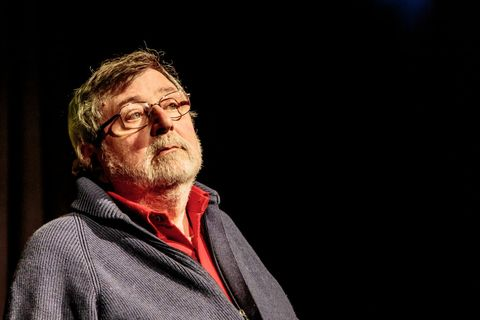 milan, italy   november 18 francesco guccini at fondazione feltrinelli for the milano music week on november 18, 2019 in milan, italy photo by sergione infusocorbis via getty images